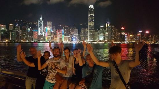 Hong Kong juillet 2016
